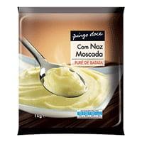 Puré De Batata Com Noz Moscada Pingo Doce 1Kg