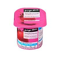 Iogurte Aroma Pingo Doce Morango 125G