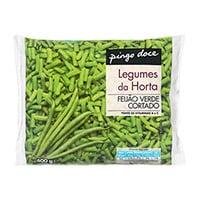 Legumes Da Horta Feijão Verde Cortado 400G