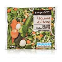 Mistura Vegetais Saltear Pingo Doce 400G