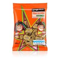 Caramelos Nata Pingo Doce  250G
