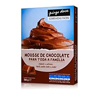 Mousse De Chocolate 150G