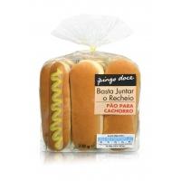 Pão Para Hot-Dog Pingo Doce 330G