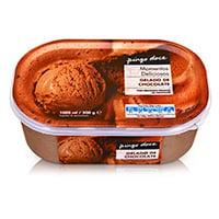 Gelado Momentos Deliciosos De Chocolate Pingo Doce 1000Ml