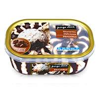 Gelado Momentos Deliciosos De Straciatella Pingo Doce 950Ml