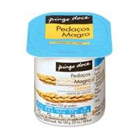 Iogurte Magro Pedacos Pingo Doce  125G, Cereais