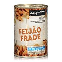 Feijão Pingo Doce Frade Lata 420G