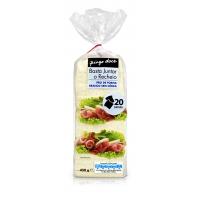 Pão De Forma Sem Côdea Pingo Doce 450G