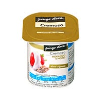 Iogurte Cremoso Strawberry Nuts Pingo Doce Oce 125G