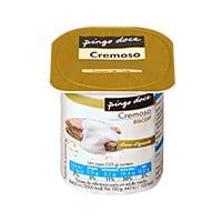 Iogurte Cremoso Pingo Doce Biscuit  125G