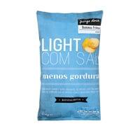 Batata Frita Lisa Pingo Doce  Light 150G