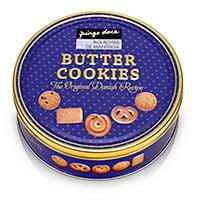 Bolachas De Manteiga Pingo Doce Butter Cookies 454G