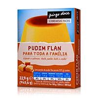Pudim Flan Pingo Doce 4X5 6G