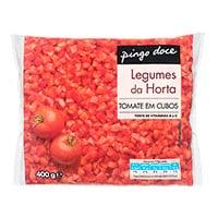 Tomate Cubos Congelado Pingo Doce 400G