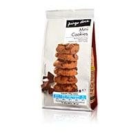 Bolachas Cookie Mini Pingo Doce  Choc 125G