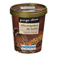 Gel Pingo Doce Chocolate & Cookies 500Ml