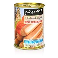 Salsichas Frankfurt 8 Unidades