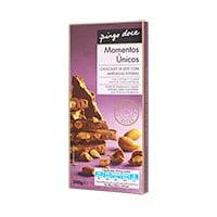 Chocolate De Leite Com Amêndoas 200G