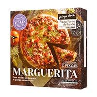 Pizza Margherita Forno Lenha Pingo Doce 2 Unidades 300G