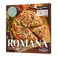 Pizza Romana Forno Lenha Pingo Doce 350G