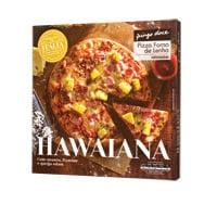 Pizza Hawaiana Forno Lenha Pingo Doce 350G