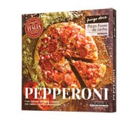 Pizza Pepperoni Forno Lenha Pingo Doce 350G