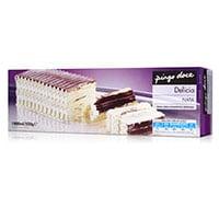 Sobremesa Delicia Nata Chocolate Pingo Doce 1000Ml