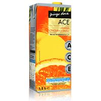 ACE Laranja, Cenoura Limão Pingo Doce 1,5L