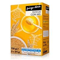 Cereais Flocos Com Mel Pingo Doce 750G