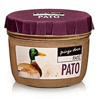 Paté Pingo Doce Pato 125G