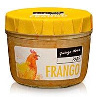 Paté Pingo Doce Frango 125G