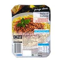 Esparguete Á Bolonhesa Pingo Doce 300G