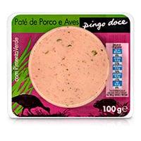 Paté De Porco E Aves Com Pimenta Verde 100G