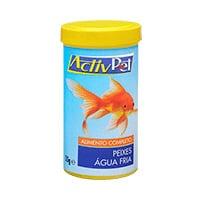 Alimento Completo Peixes Água Fria Activpet 35G
