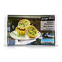 Mini Quiches 220G