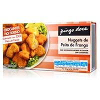 Nuggets Peito Frango Pingo Doce 360G