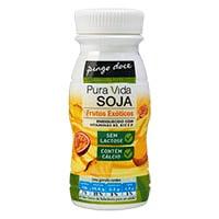 Bebida  Soja Pura Vida Frutos Exóticos200Ml