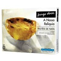 Pasteis De Nata Pingo Doce 6 Unidades 360G