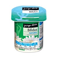 Iogurte Bifidus Pingo Doce Natural 125G