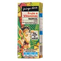 Bebida Frutas E Vitaminas Tropical Pingo Doce 20Cl