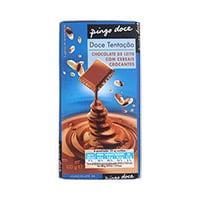 Chocolate de Leite com Cereais Crocantes 100G