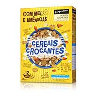 Cereais Crocantes Golden Crunchies Com Mel E Amêndoas Pingo Doce 375G