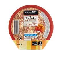 Pizza Carbonara 400G