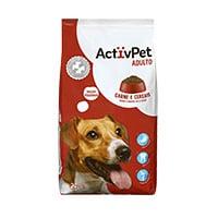 Alimento Seco Para Cão Raças Pequenas Activpet 2Kg Activpet
