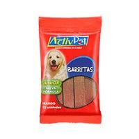 Snack Barritas Sabor A Frango Para Cão Junior 100G