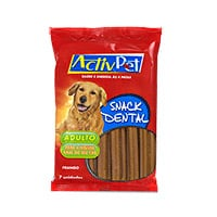Snack Dental Sabor A Frango Para Cão 180G