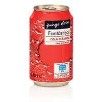 Cola Pingo Doce Lata 33Cl