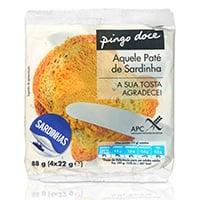Paté De Sardinha 88G