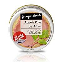 Paté De Atum 65G