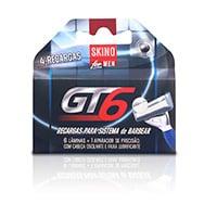 Recarga Para Máquina De Barbear G16 4 Unidades